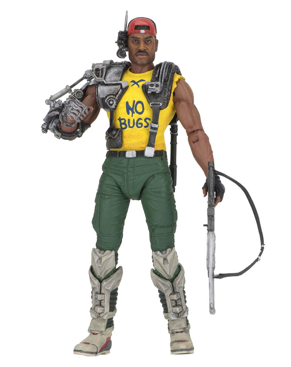 Aliens Action Figure 18 cm Series 13 - Space Marine Sgt. Apone