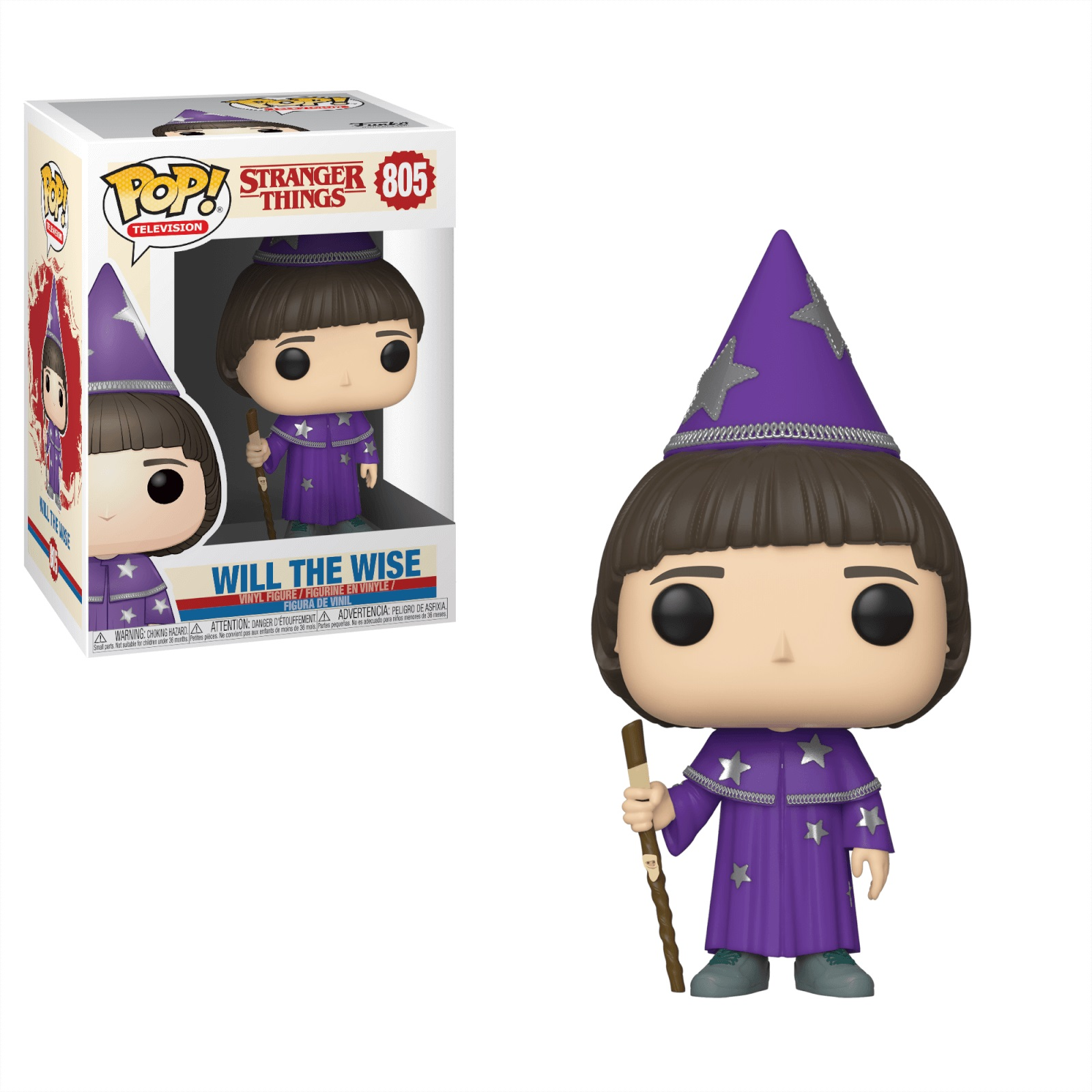 Funko POP: Stranger Things S3 - Will (the Wise) 10 cm