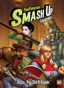 Smash Up - Oops You Did it Again Expansion