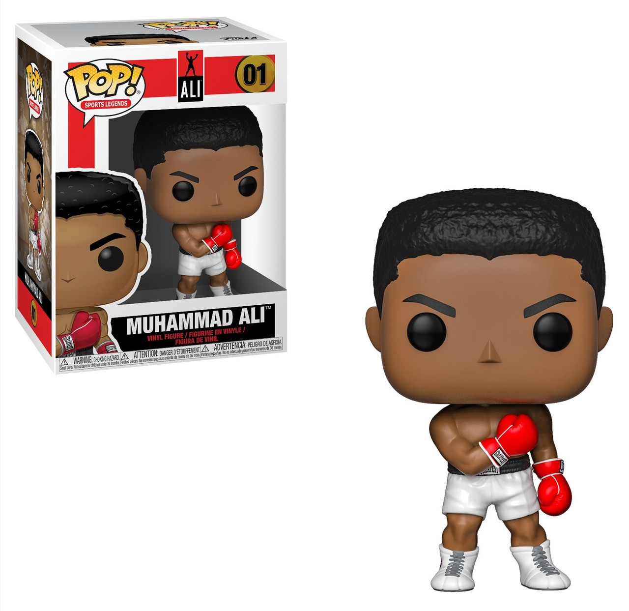 Funko POP: Sports - Muhammad Ali 10 cm