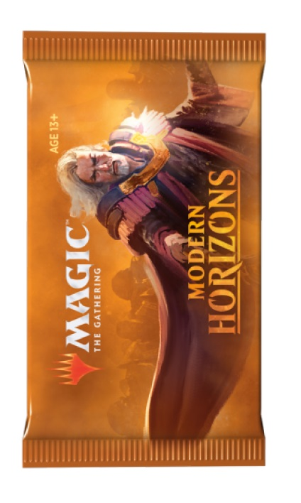 Magic the Gathering TCG: Modern Horizons - Booster Pack