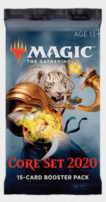 Magic The Gathering TCG: 2020 Core Set - Booster Pack (M20)