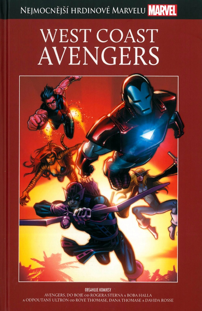 NHM 063: West Coast Avengers