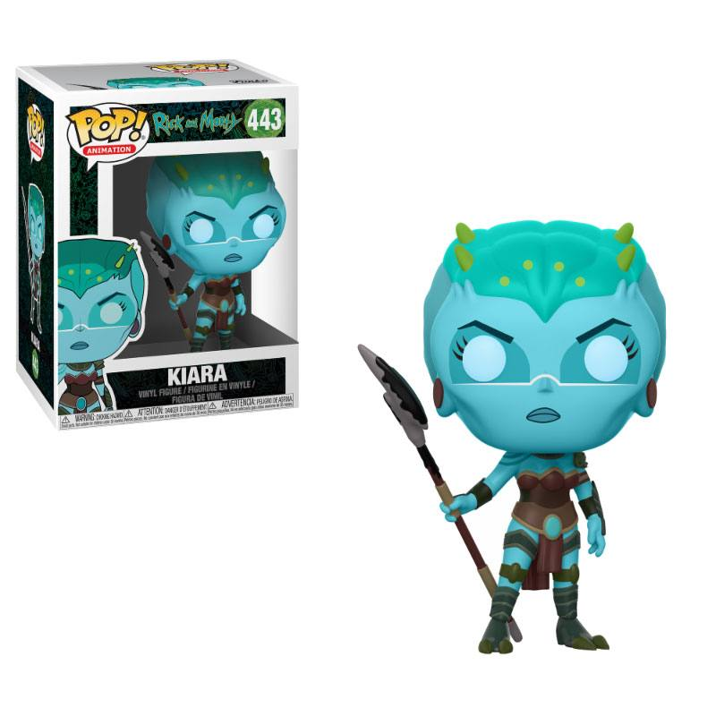 Funko POP: Rick and Morty - Kiara 10 cm