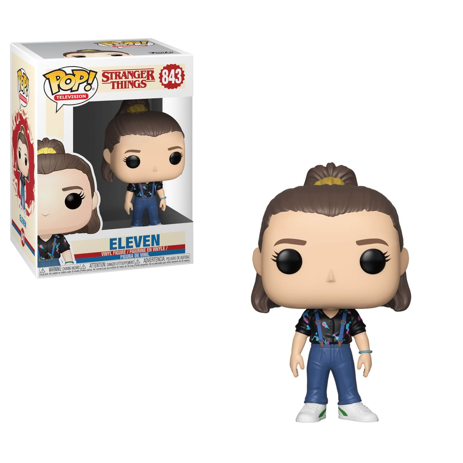 Funko POP: Stranger Things S3 - Eleven 10 cm