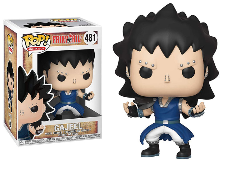 Funko POP: Fairy Tail - Gajeel 10 cm