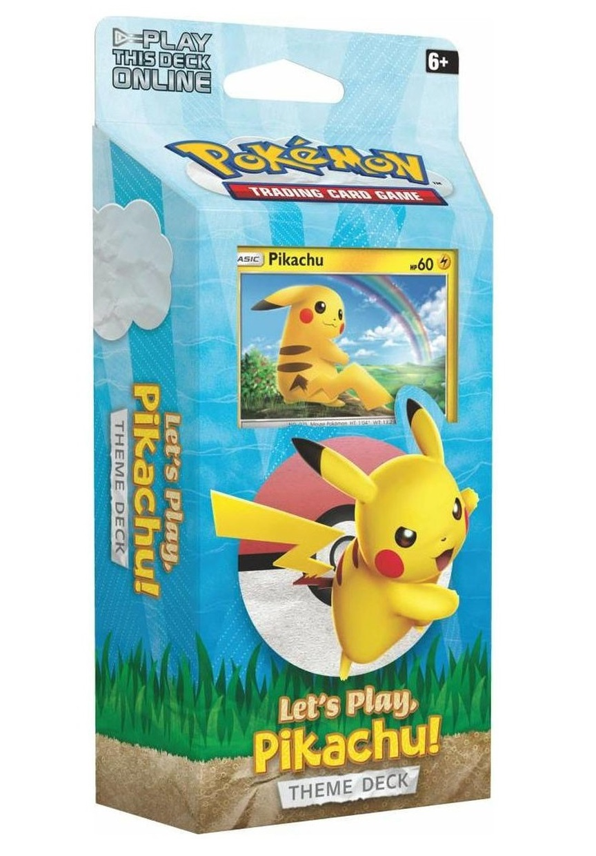 Pokémon TCG: Let´s play, Pikachu Theme Deck