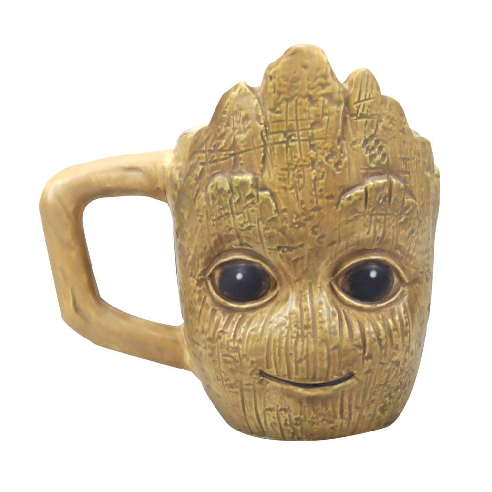 Šálka Marvel Shaped Mug Groot