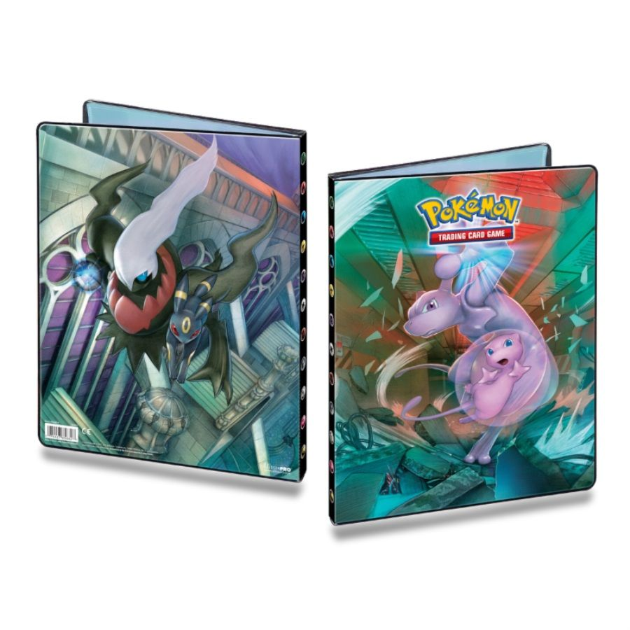 Album A4 Pokémon Sun & Moon 11 Unified Minds
