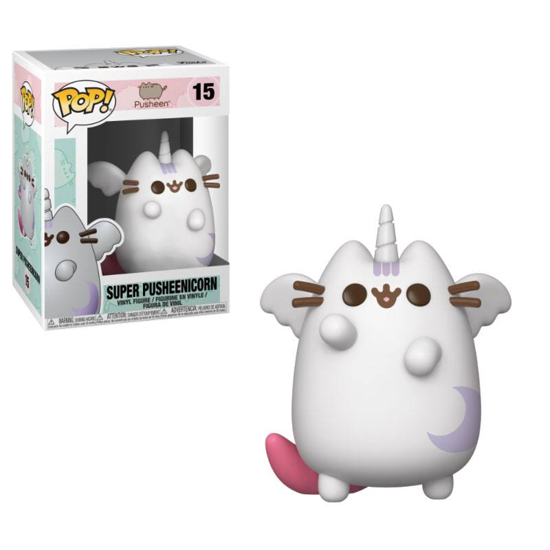Funko POP: Pusheen - Super Pusheenicorn 10 cm
