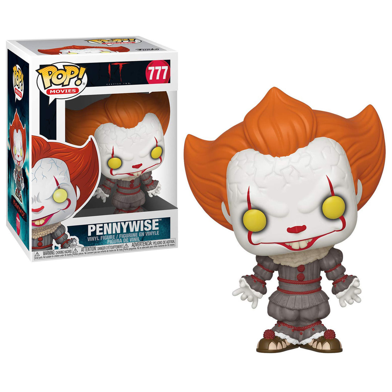 Funko POP: IT 2 - Pennywise Open Arms 10 cm