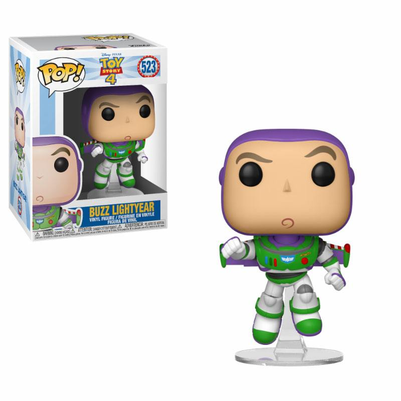 Funko POP: Toy Story 4 - Buzz Lightyear 10 cm