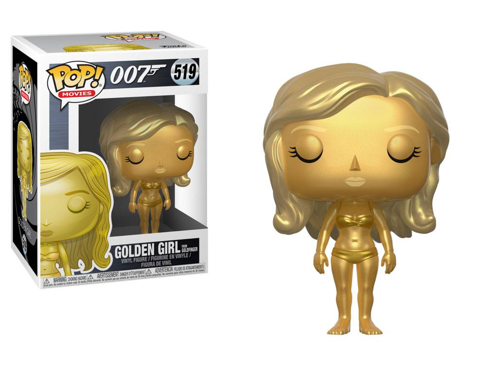 Funko POP: James Bond - Golden Girl (Jill Masterson) 10 cm