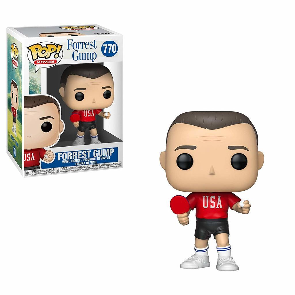 Funko POP: Forrest Gump - Forrest (Ping Pong Outfit) 10 cm