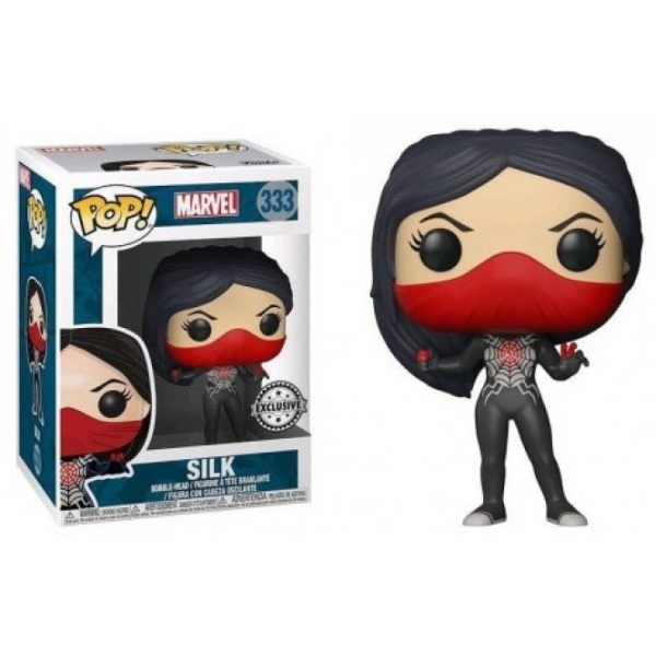 Funko POP: Marvel Comics - Silk 10 cm