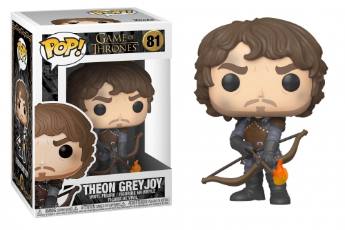 Funko POP: Game of Thrones - Theon w/Flaming Arrows 10 cm
