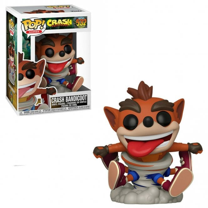 Funko POP: Crash Bandicoot S3 10 cm