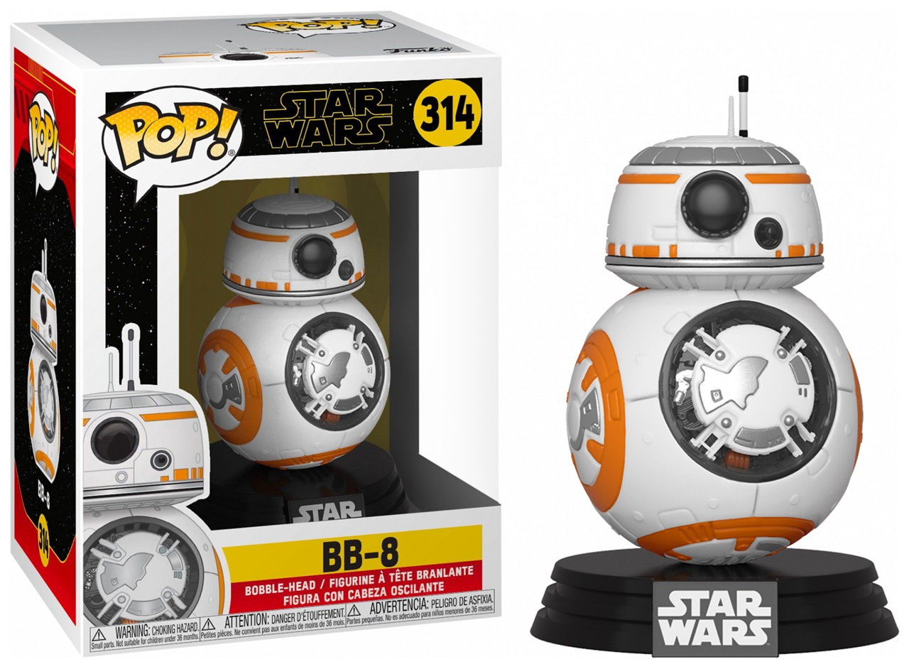 Funko POP: Star Wars Episode 9 - BB-8 10 cm