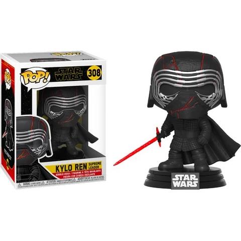 Funko POP: Star Wars Episode 9 - Kylo Ren 10 cm