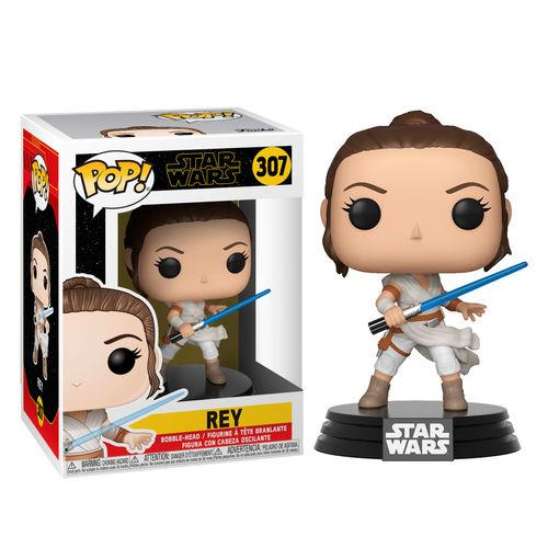 Funko POP: Star Wars Episode 9 - Rey 10 cm