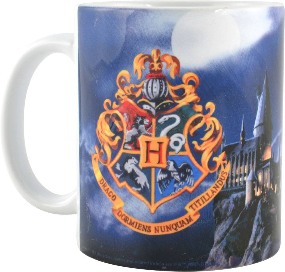 Šálka Harry Potter Mug Hogwarts Castle