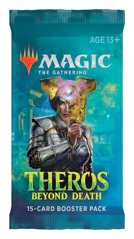 Magic the Gathering TCG: Theros Beyond Death - Booster Pack