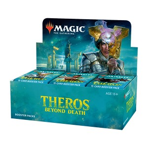 Magic the Gathering TCG: Theros Beyond Death - Booster Box