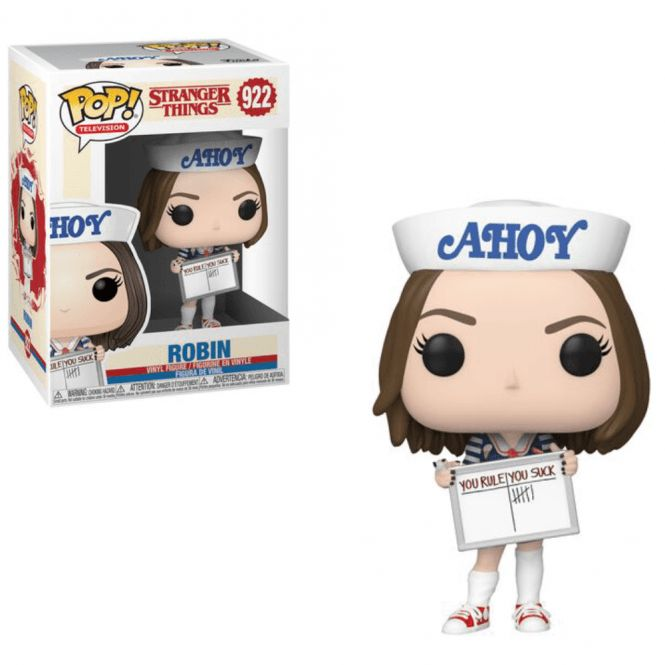 Funko POP: Stranger Things - Robin 10 cm