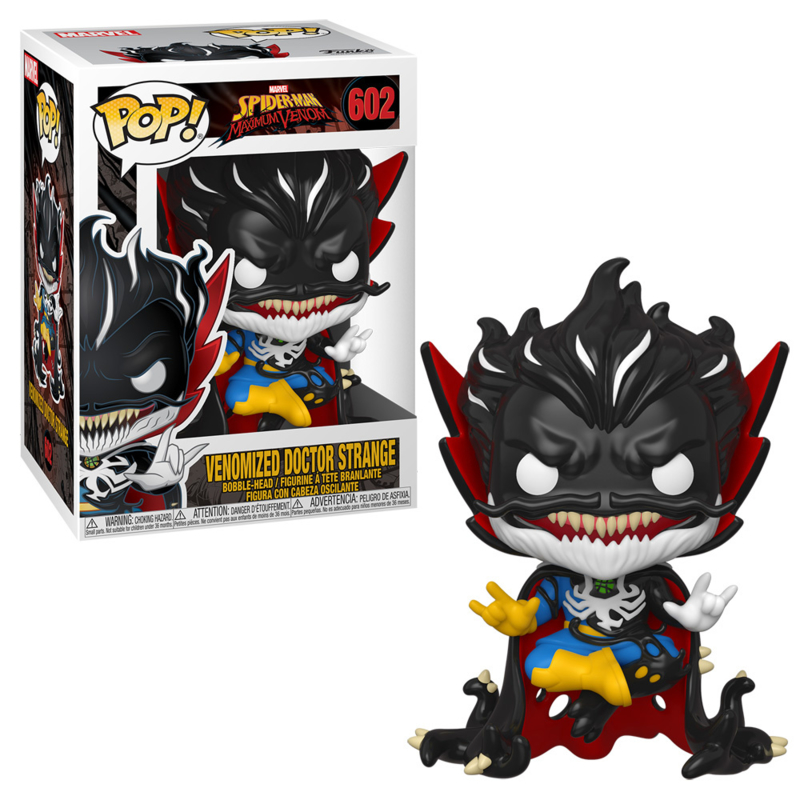 Funko POP: Venom S3 - Venomized Doctor Strange 10 cm