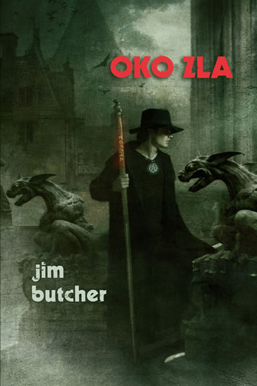 Oko zla - Harry Dresden 6 [Butcher Jim]