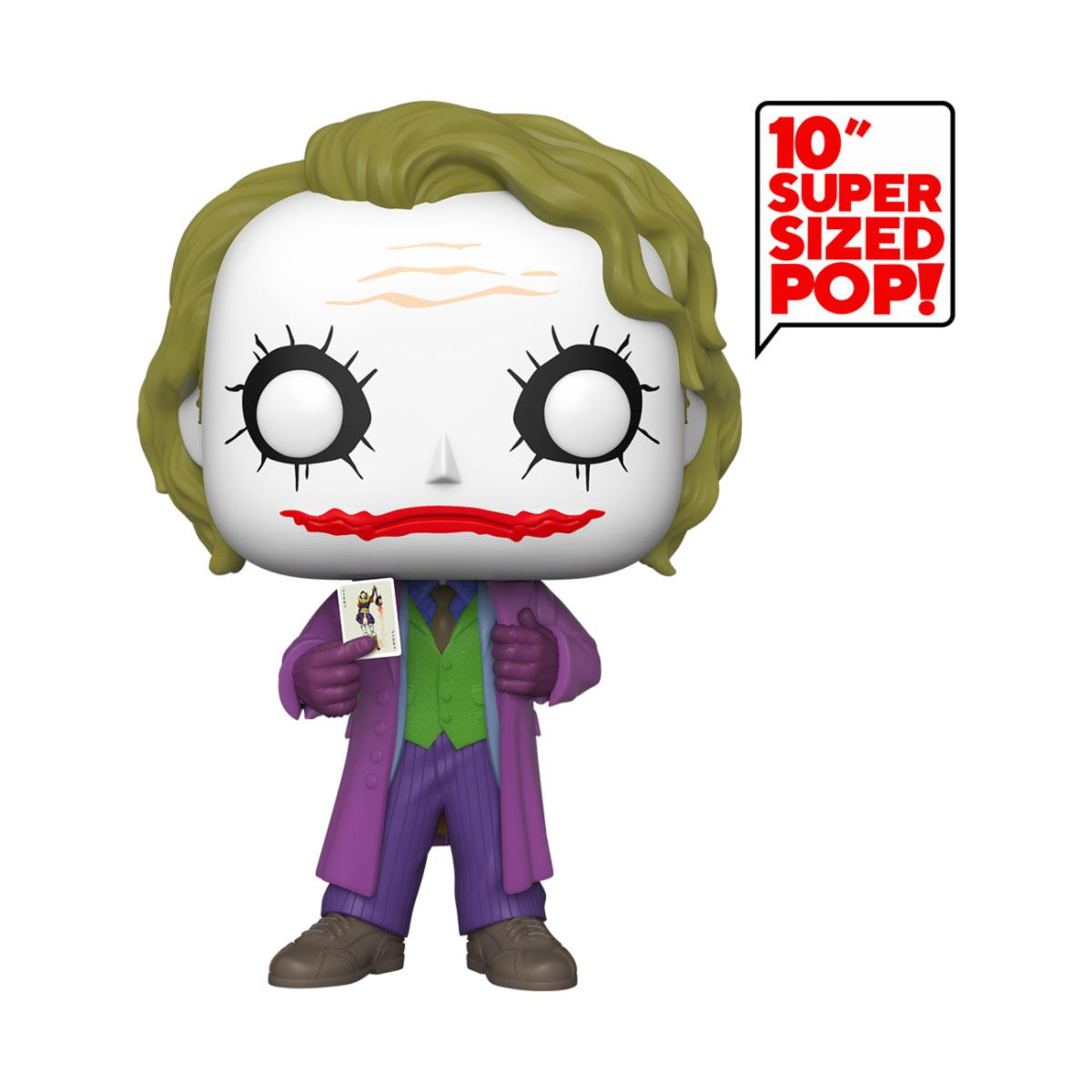 Funko POP: The Dark Knight - The Joker Supersized 25 cm