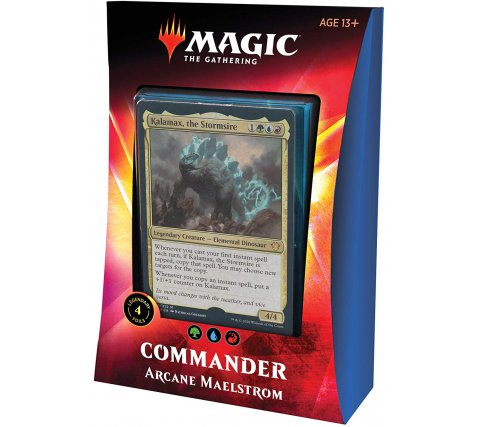 Magic The Gathering TCG: Commander 2020 - Arcane Maelstrom