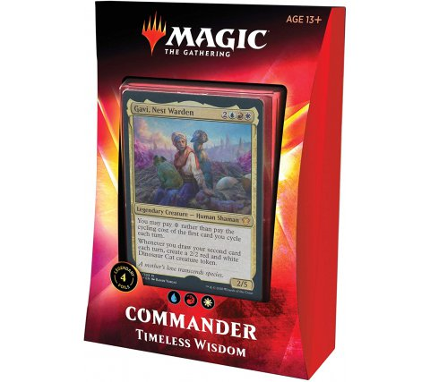 Magic The Gathering TCG: Commander 2020 - Timeless Wisdom