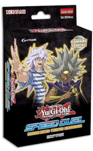 Yu-gi-oh TCG: Starter Deck Speed Duel - Twisted Nightmares