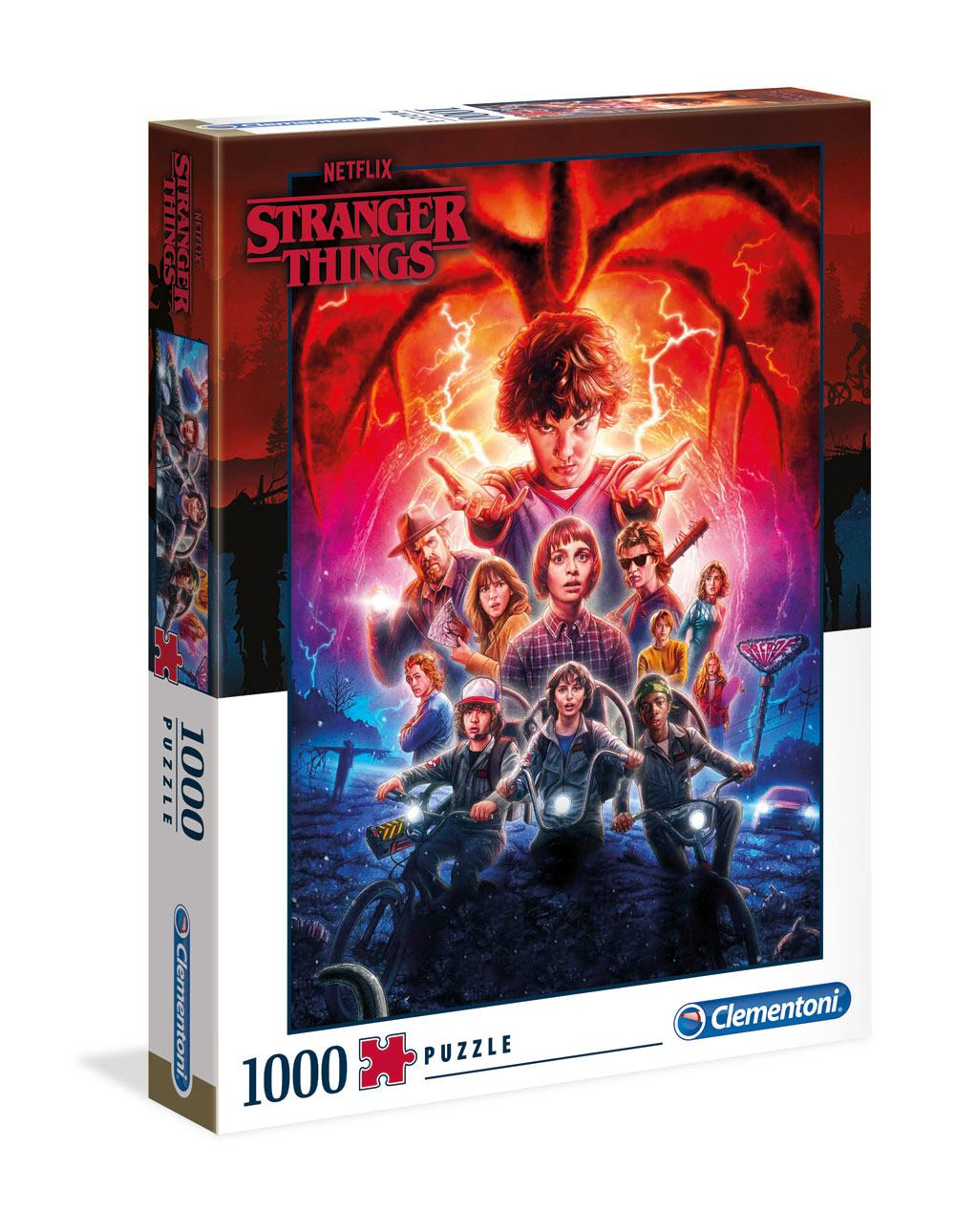 Puzzle - Stranger Things Puzzle Season 2