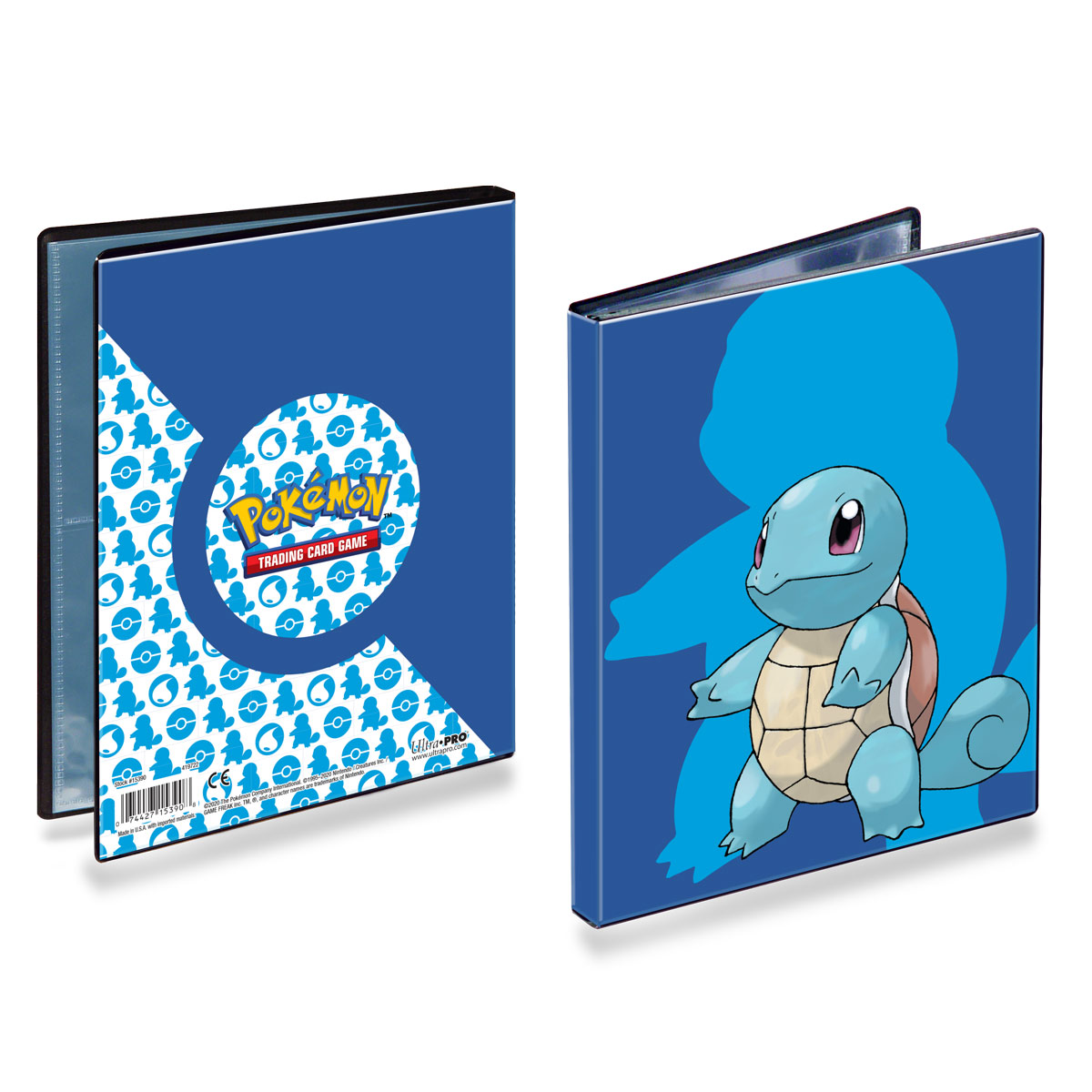 Album A5 Pokémon SQUIRTLE