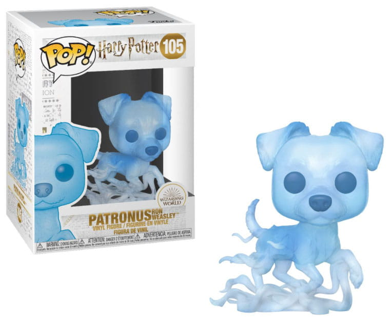 Funko POP: Harry Potter - Patronus Ron Weasley 10 cm