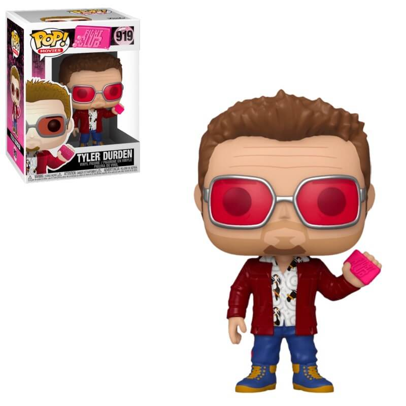 Funko POP: Fight Club - Tyler Durden 10 cm