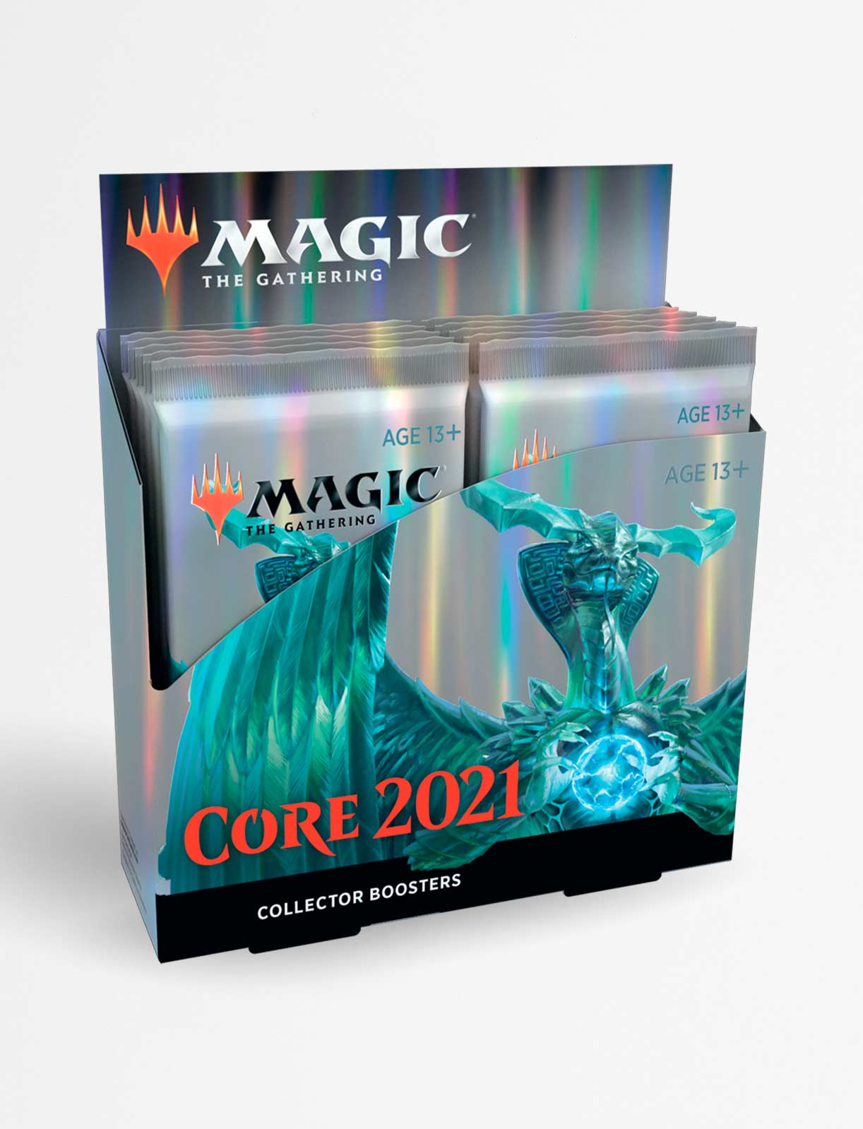 Magic The Gathering TCG: Core Set 2021 - Collector Booster Box