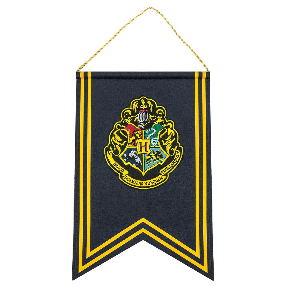 Harry Potter Wall Banner Hogwarts 30 x 44 cm