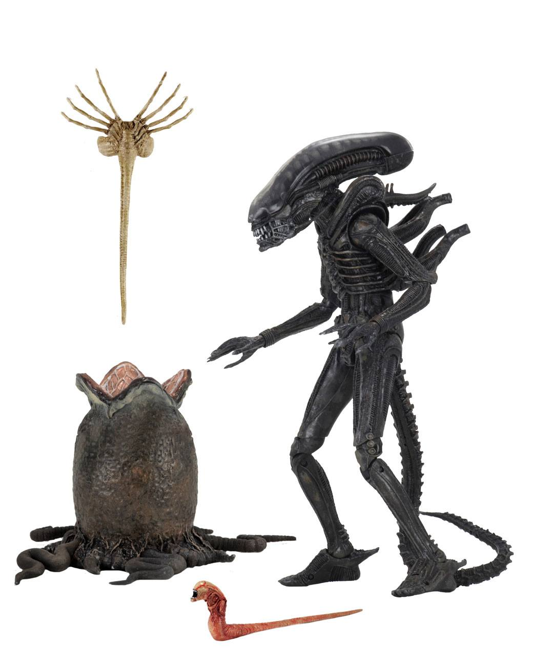 Alien 1979 Action Figure Ultimate 40th Anniversary Big Chap 23 cm