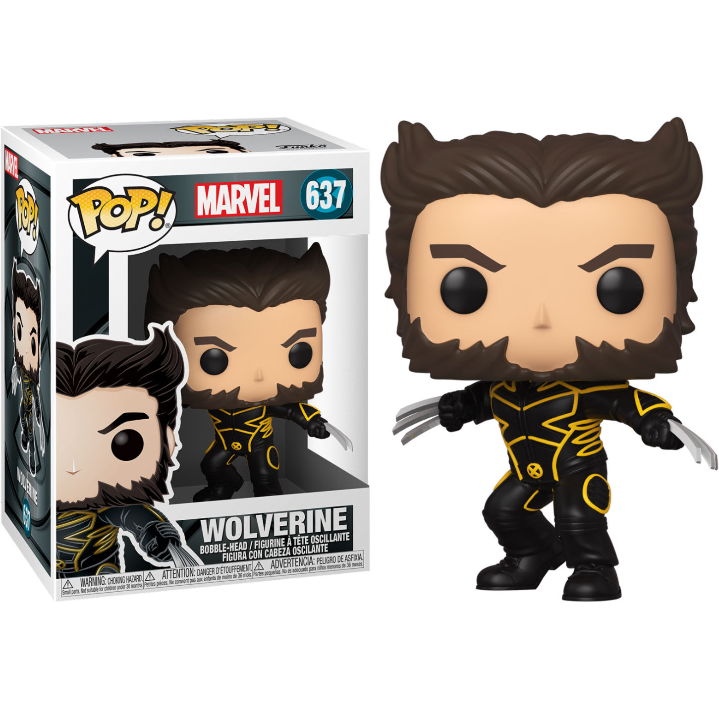 Funko POP: X-Men 20th Anniversary - Wolverine 10 cm