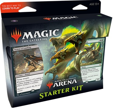 Magic the Gathering TCG: Core Set 2021 ARENA STARTER KIT