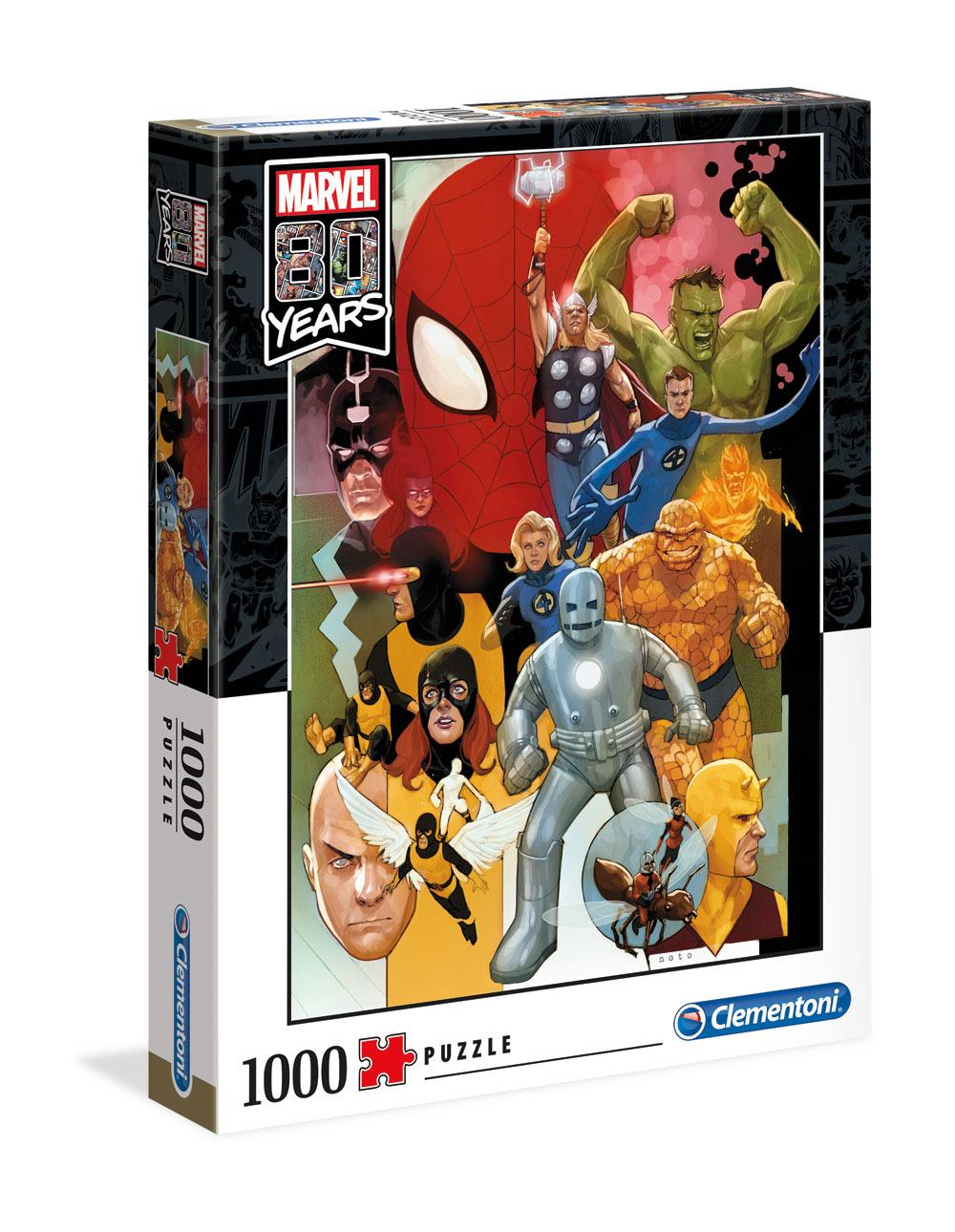 Puzzle - Marvel 80th Anniversary Puzzle Characters