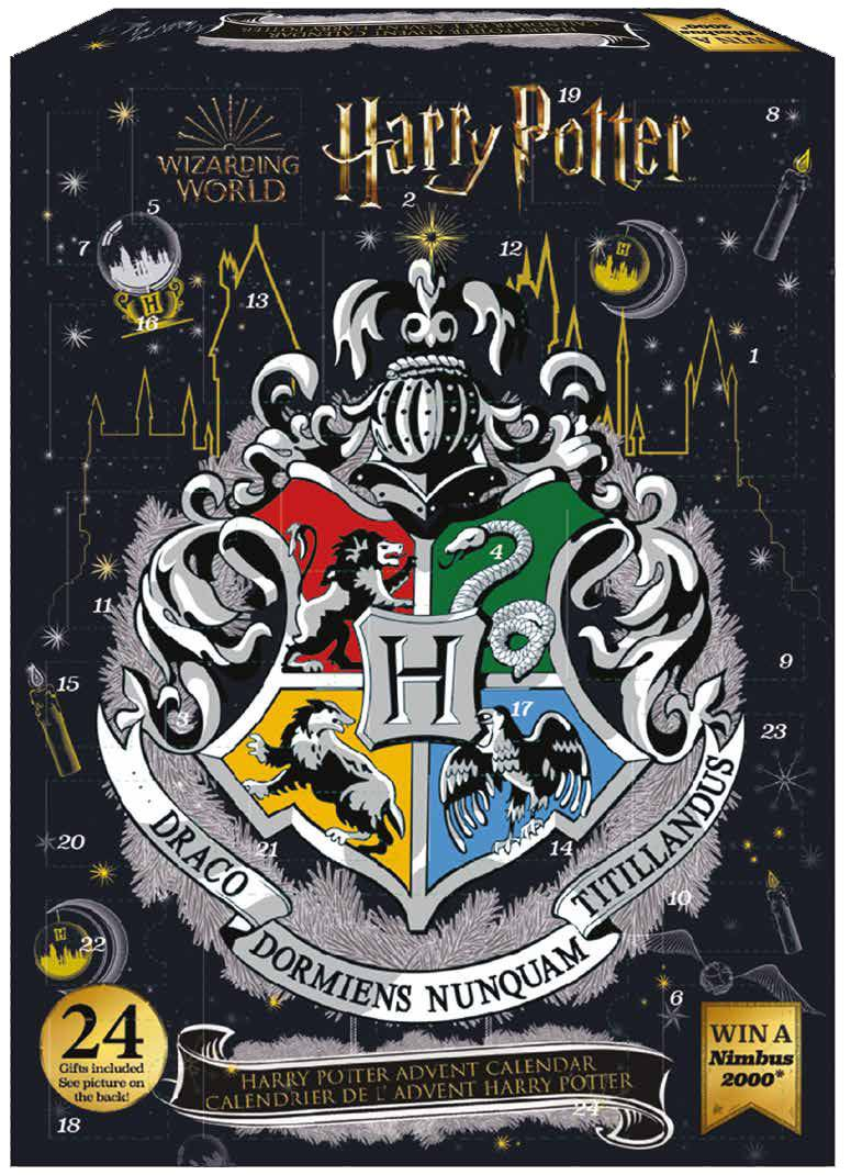 Harry Potter Advent Calendar Wizarding World