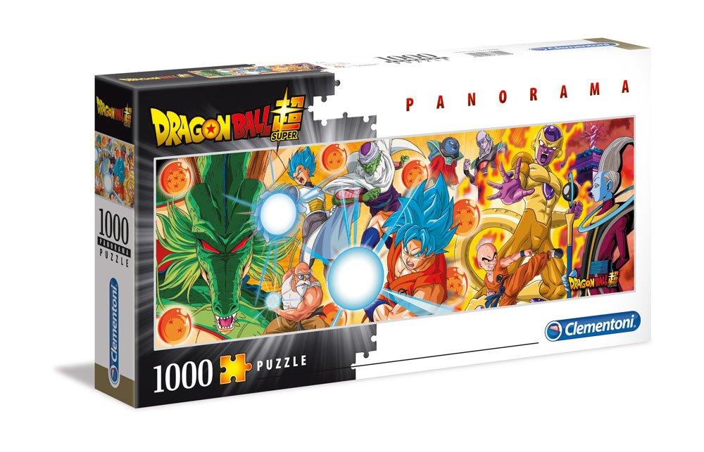 Puzzle - Dragon Ball Super Panorama Puzzle Characters