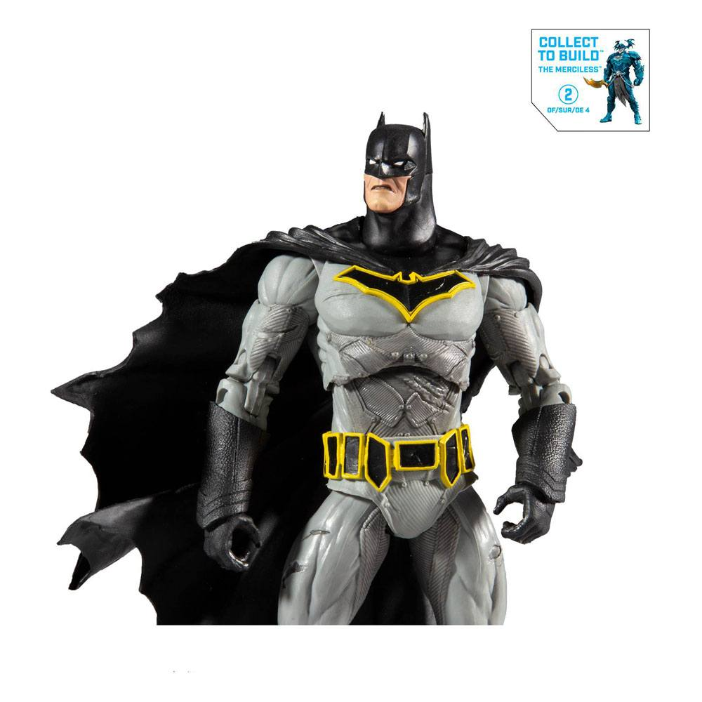 DC Multiverse Build A Action Figure Batman (Dark Nights: Metal) 18 cm