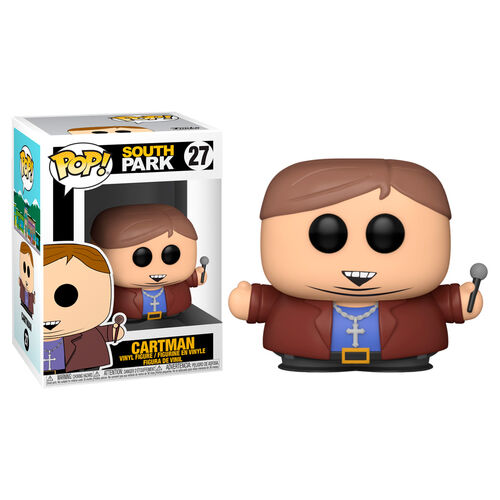 Funko POP: South Park - Cartman 10 cm