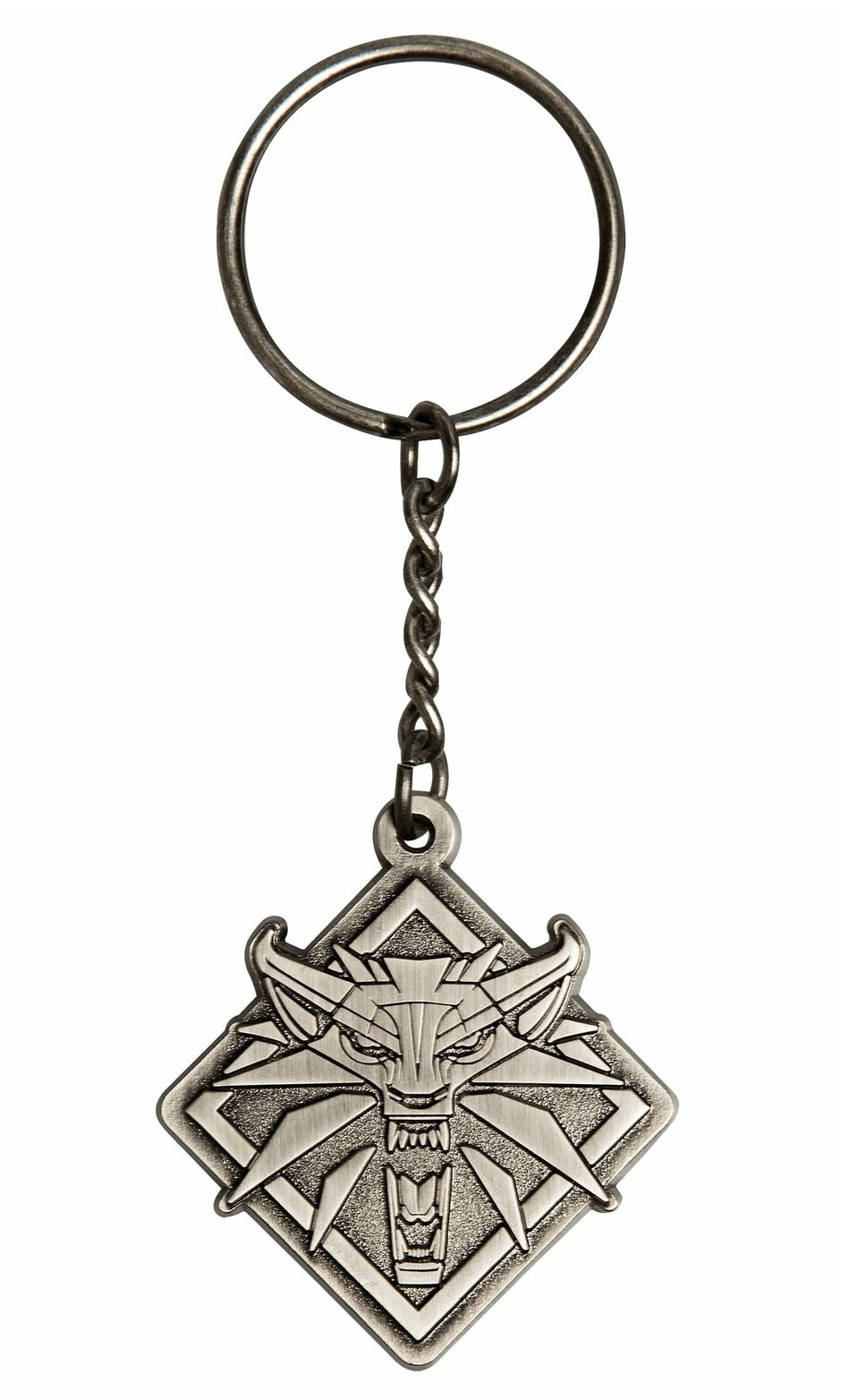 Kľúčenka The Witcher 3 Medallion Keychain