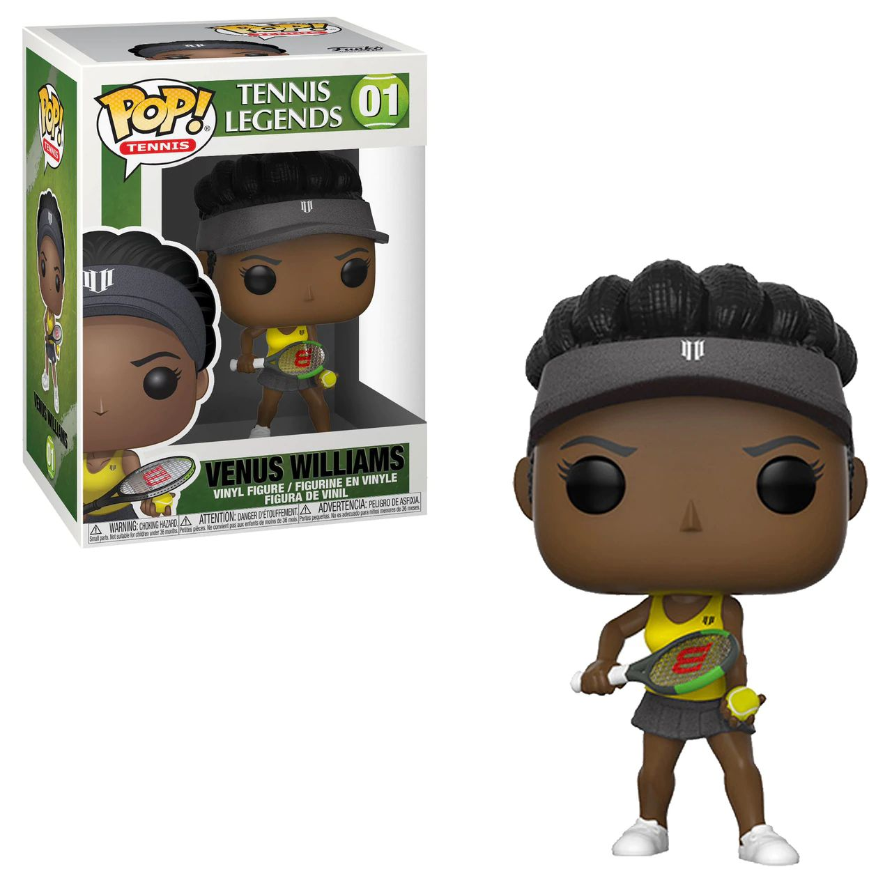Funko POP: Tennis Legends - Venus Williams 10 cm